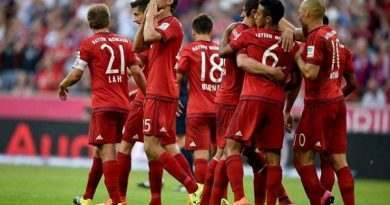 Prediksi Skor Bayern Munchen vs Stuttgart 12 Mei 2018