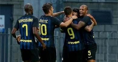 Prediksi Skor Inter Milan vs Sassuolo 13 Mei 2018