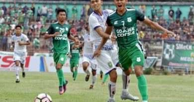 Prediksi Skor PSMS Medan vs Sriwijaya 18 Mei 2018