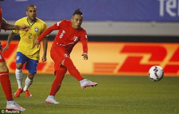 Prediksi Skor Peru vs Skotlandia 30 Mei 2018 - Terbaik