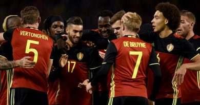 Prediksi Skor Belgia vs Mesir