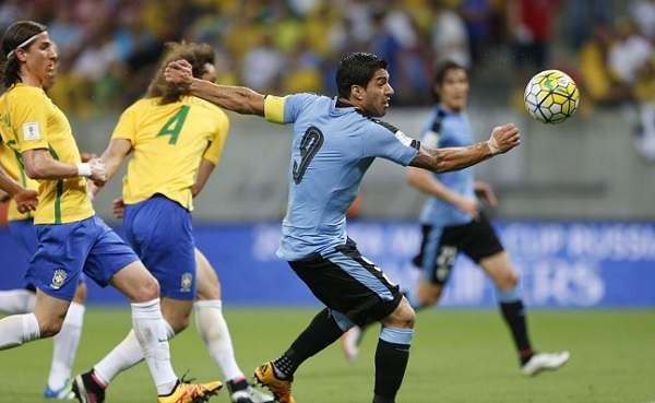 Prediksi Skor Uruguay vs Arab Saudi