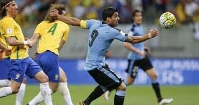 Prediksi Skor Uruguay vs Russia