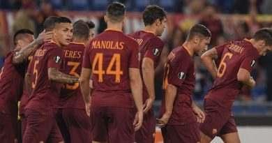 Prediksi Skor AS Roma vs Avellino
