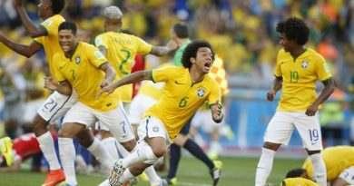 Prediksi Skor Brazil vs Belgia