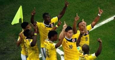 Prediksi Skor Kolombia vs Inggris