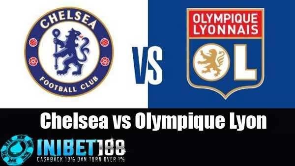 Prediksi Chelsea vs Olympique Lyon