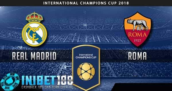 Prediksi Skor Real Madrid vs AS Roma