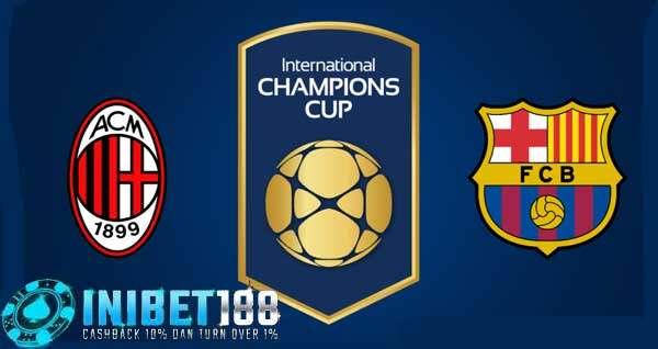 Prediksi Skor AC Milan vs Barcelona