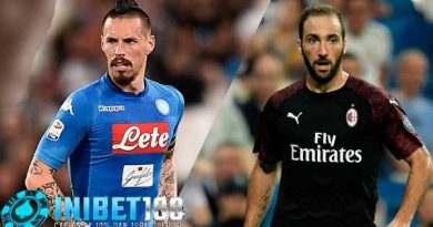 Prediksi Skor Napoli vs AC Milan
