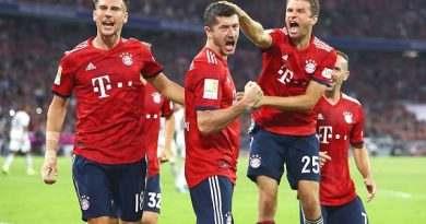 Prediksi Skor Bayern Munchen vs Augsburg